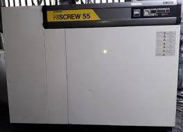 máy nén khí hitachi 55kw cũ