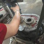 Nguyên nhân máy nén khí bị dừng do lỗi nhiệt độ cao